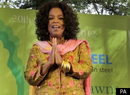 The Oprah Winfrey Show Wows India