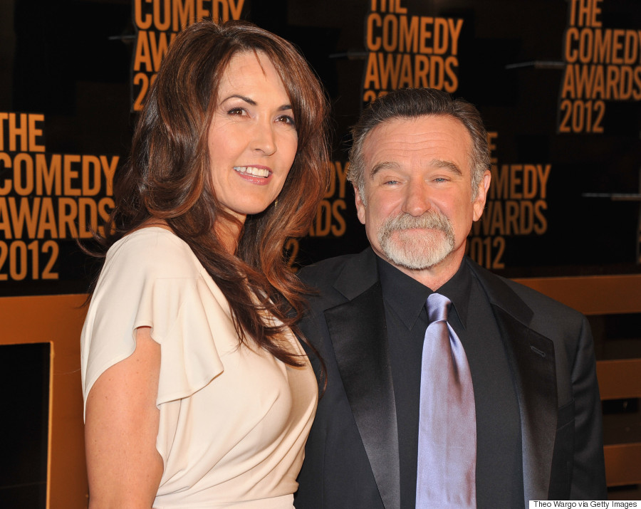 susan schneider robin williams
