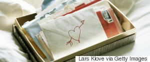 BOX LOVE LETTERS