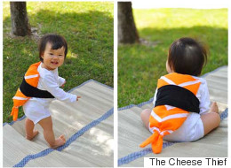13 DIY Halloween Baby Costumes That Are Killing Us With Cute