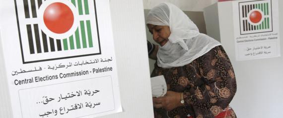 PALESTINE ELECTION