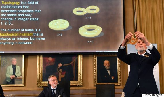 nobel prize physics 2016