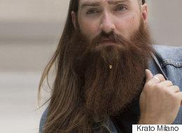 Des bijoux de barbe vraiment cool!
