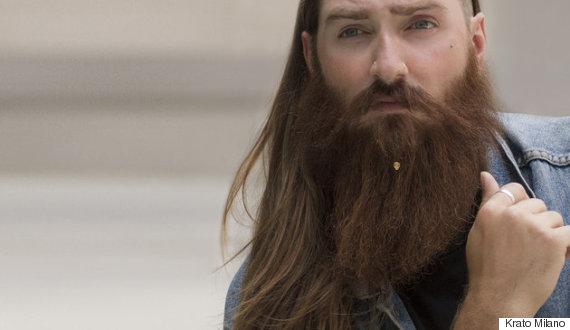 bijoux barbe