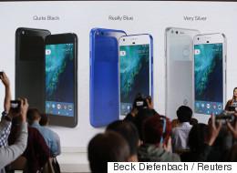Voici Pixel, le premier téléphone entièrement conçu par Google
