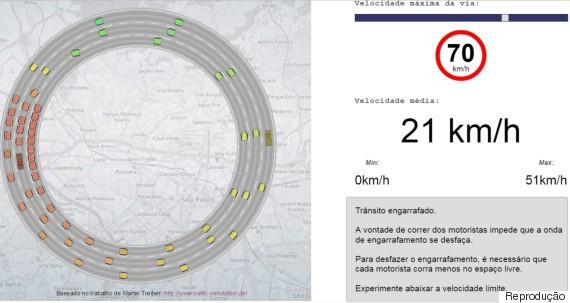 velocidade 70