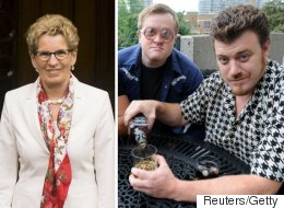 Ontario Premier Not Amused By 'Trailer Park Boys' Whisky Ads