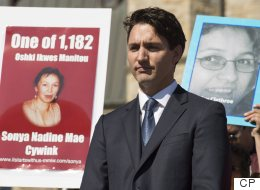 Trudeau Urged To Act Faster On Missing, Murdered Women At Rally