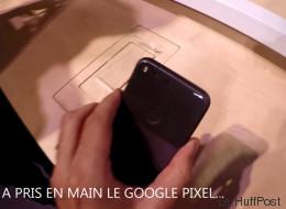 On a testé le Pixel, nouveau téléphone de Google