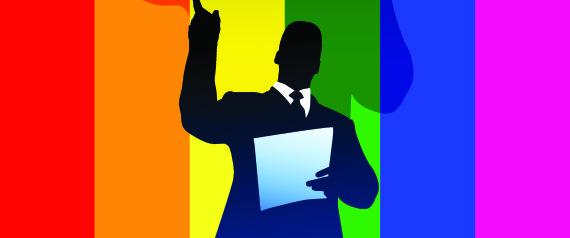 POLITICIAN LGBT