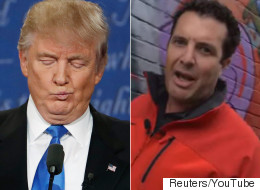 Rick Mercer Is Back With A Warning About Donald Trump
