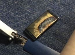 Les Samsung Galaxy Note 7 de remplacement prennent feu
