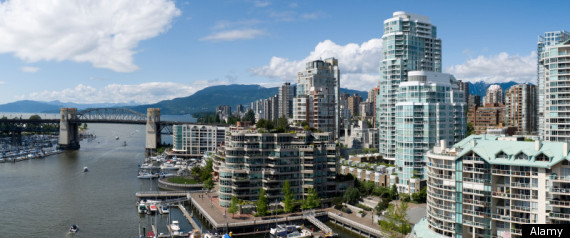 VANCOUVER LEAST AFFORDABLE HOUSING