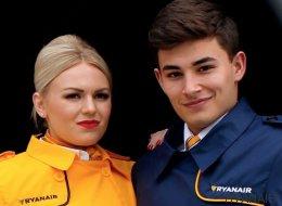 Ryanair creará más de 3.500 empleos en 2017 con la llegada de 50 nuevos aviones