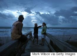 Matthew: un million et demi d'habitants évacués de la Floride