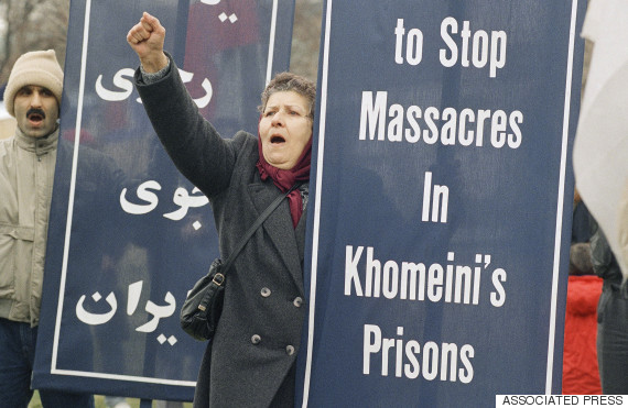 khomeini massacre