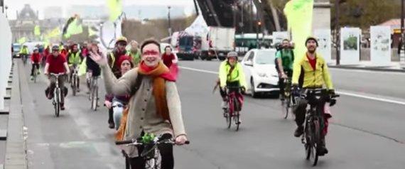 VELO PARIS COP21