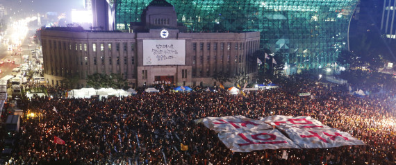 SOUTH KOREA DEMOCRACY