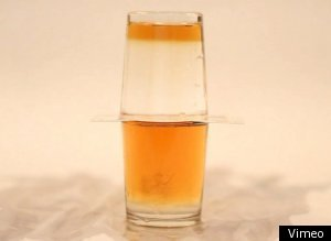 Whiskey Water Trick