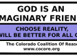 Atheist Group Pays For Billboards That Read: 'God Is An Imaginary Friend' (PHOTO)