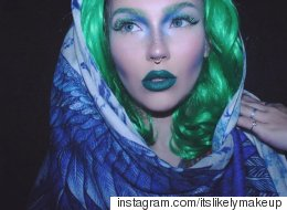 19 maquillages intrigants pour l'Halloween