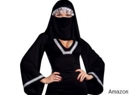 Un costume de «burka sexy» sème la controverse