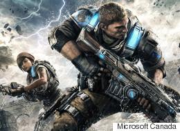 «Gears of War 4», une épopée sauvage!