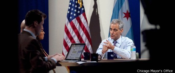 Rahm Facebook Town Hall