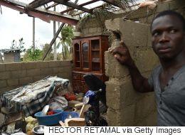 «La première aide c'est nous» : après Matthew, l'entraide des Haïtiens
