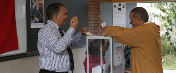 MAROC ELECTIONS