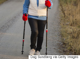 4 Healthy Reasons To Start Walking With Poles