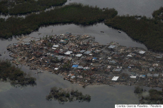 haiti hurricane