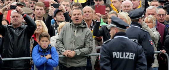 POLICE DRESDEN