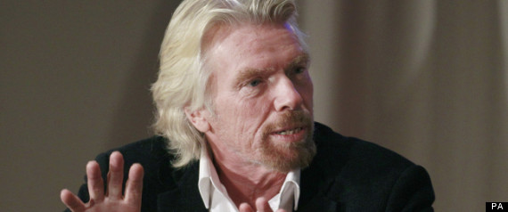 Richard Branson Decriminalise Drugs