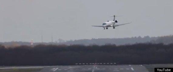 Crazy Plane Landings