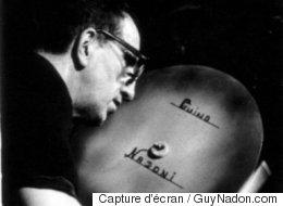 Le batteur Guy Nadon est décédé