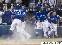 Jays SWEEP Rangers After Donaldson Slides Home To Win The Game