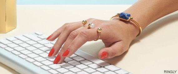 smart jewellery