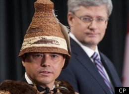 First Nations Harper Atleo