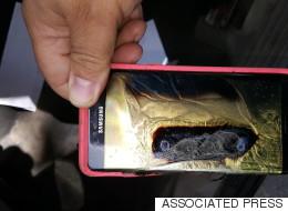 On sait pourquoi les batteries des Samsung Galaxy Note 7 ont explosé