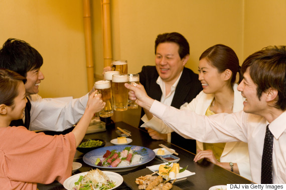 japan drink beer business