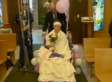 Cancer Patient Heather Taylor Weds Boyfriend In Hospital Ceremony