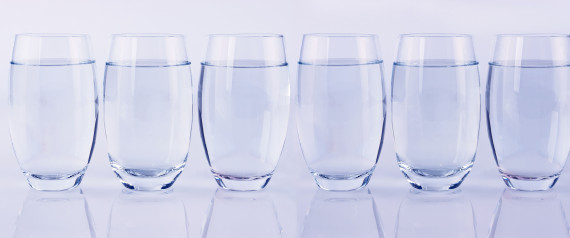 8 GLASS WATER