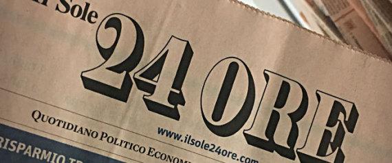 SOLE24 ORE