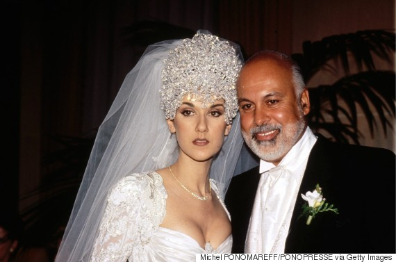 Celine Dion Wedding Pictures 11