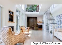 Cette superbe résidence située au cœur du Quartier des arts est à vendre