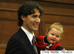Beautiful Way Trudeaus Remembered Michel At Xavier's Baptism