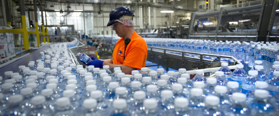 ONTARIO WATER BOTTLING