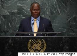Après l'ouragan, le président haïtien veut que l'aide soit temporaire