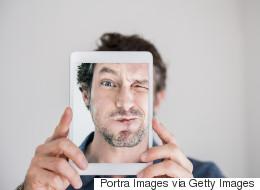 En mode «selfie»